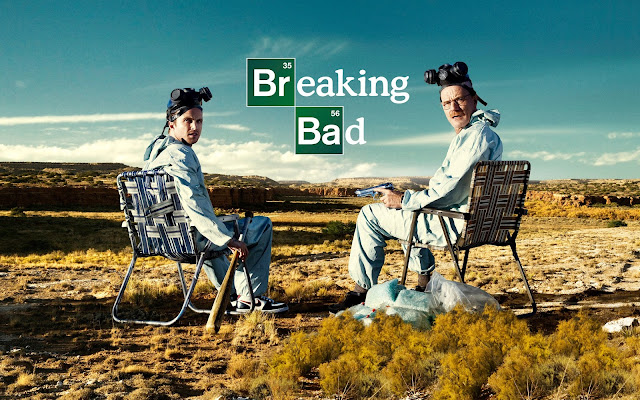 How doesn't love Breaking Bad
