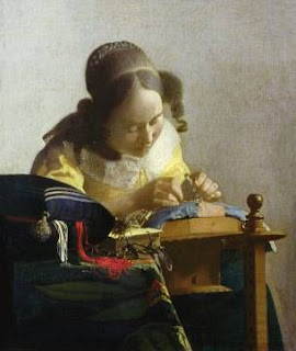Vermeer Lacemaker