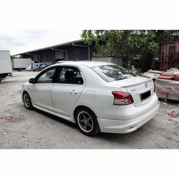 add on Toyota Vios Aeroklas 07-12