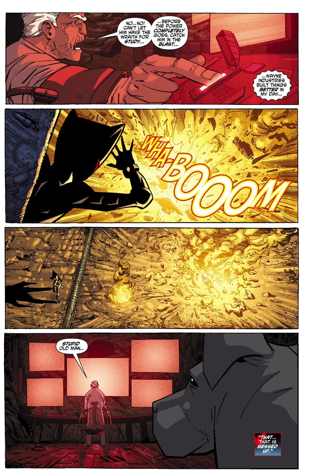 Batman Beyond (2010) Issue #4 #4 - English 14