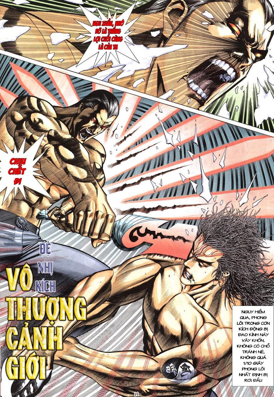 Phong Lôi chap 40 - Trang 12