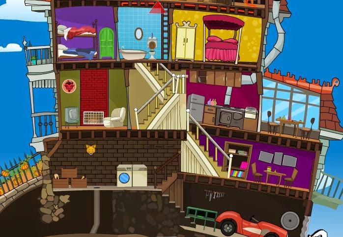 Games2Rule Cutaway Haunte…