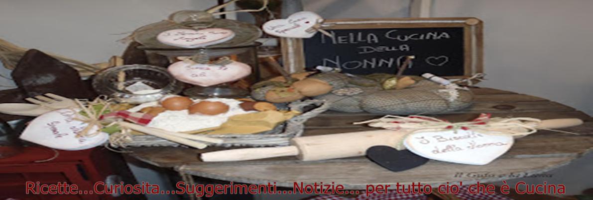 .❝Le Ricette di Nonna Rosa❞ riguardo L'arte culinaria