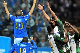 Clasificados Semifinales Liga Postobon 2011