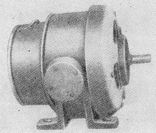 Закрытый обдуваемый электродвигатель