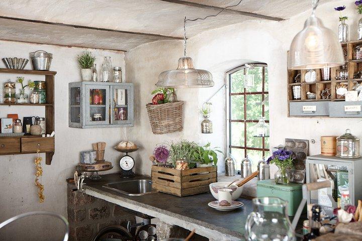 estilo rustico cocinas rusticas y de campo