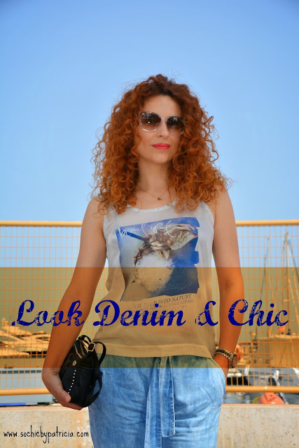 So chic by Patricia_Look Denim & Chic