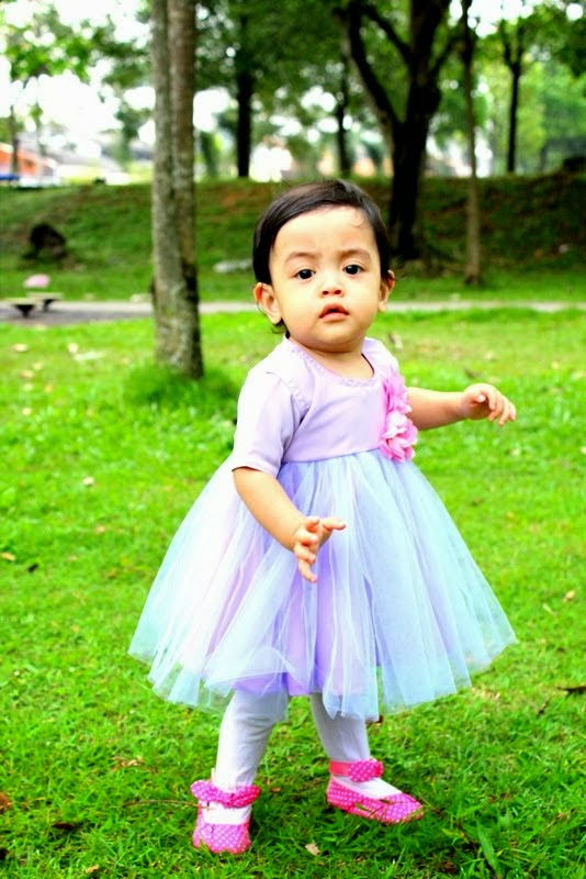 Sophea Adrianna 1 Years Old