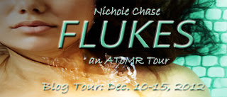 {Review+G!veaway} Flukes by Nichole Chase