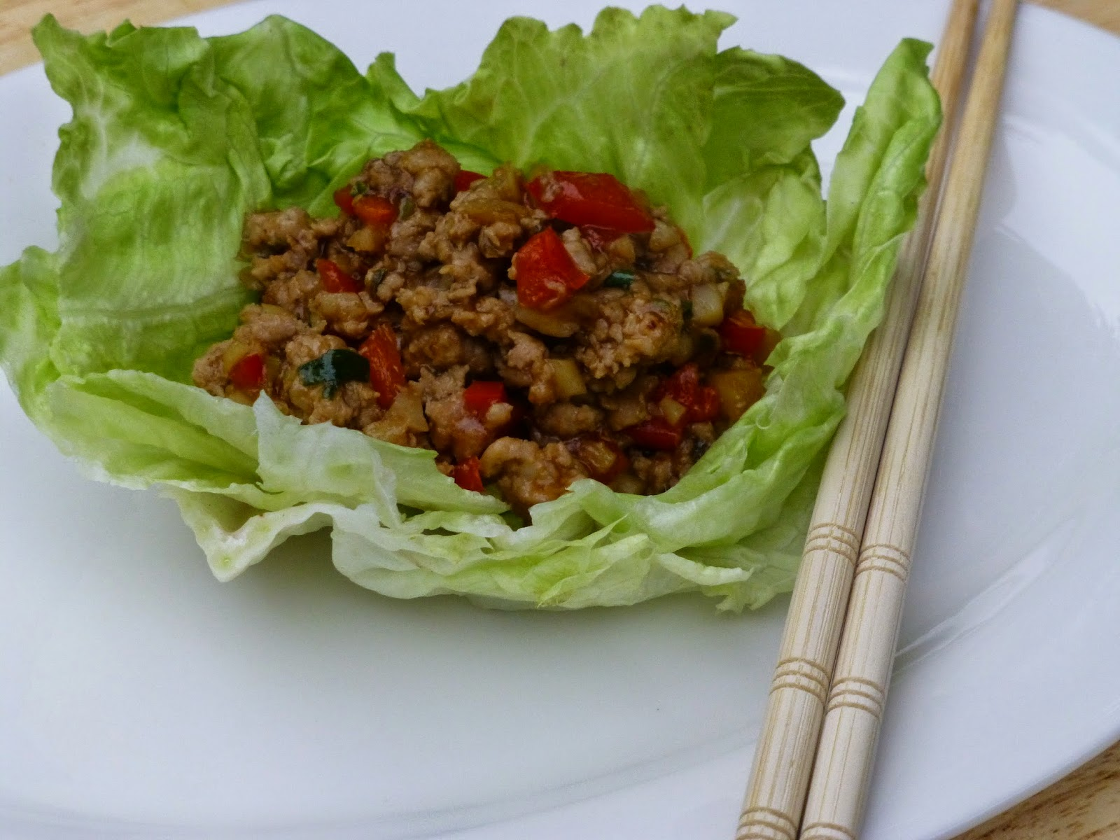 lettuce wraps my lettuce wraps are to die for at least that s what i ...