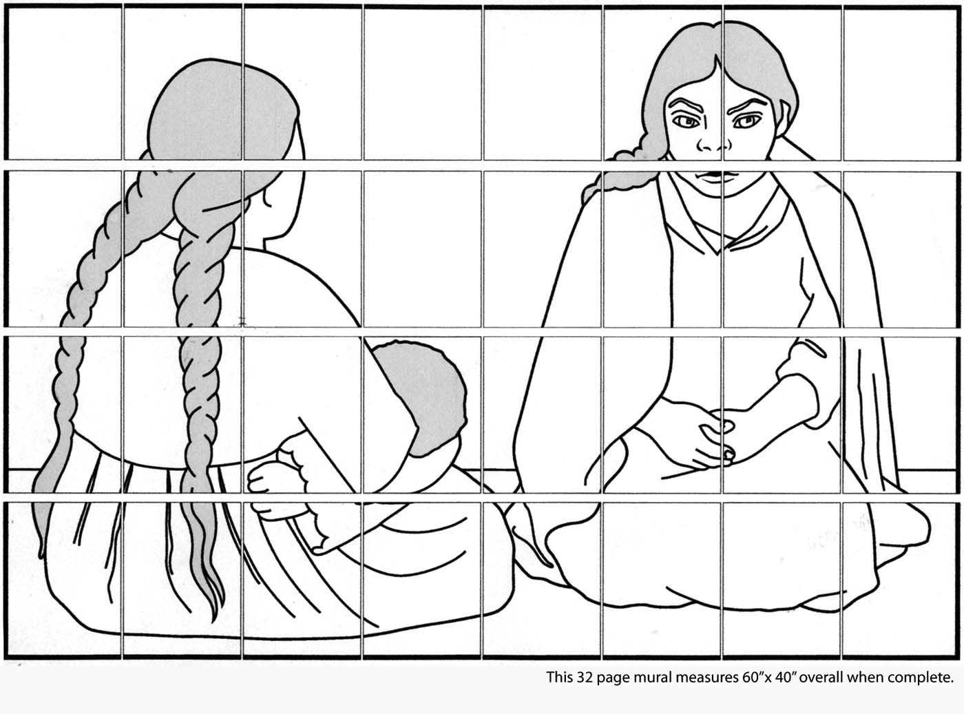 diego rivera coloring pages - photo#5