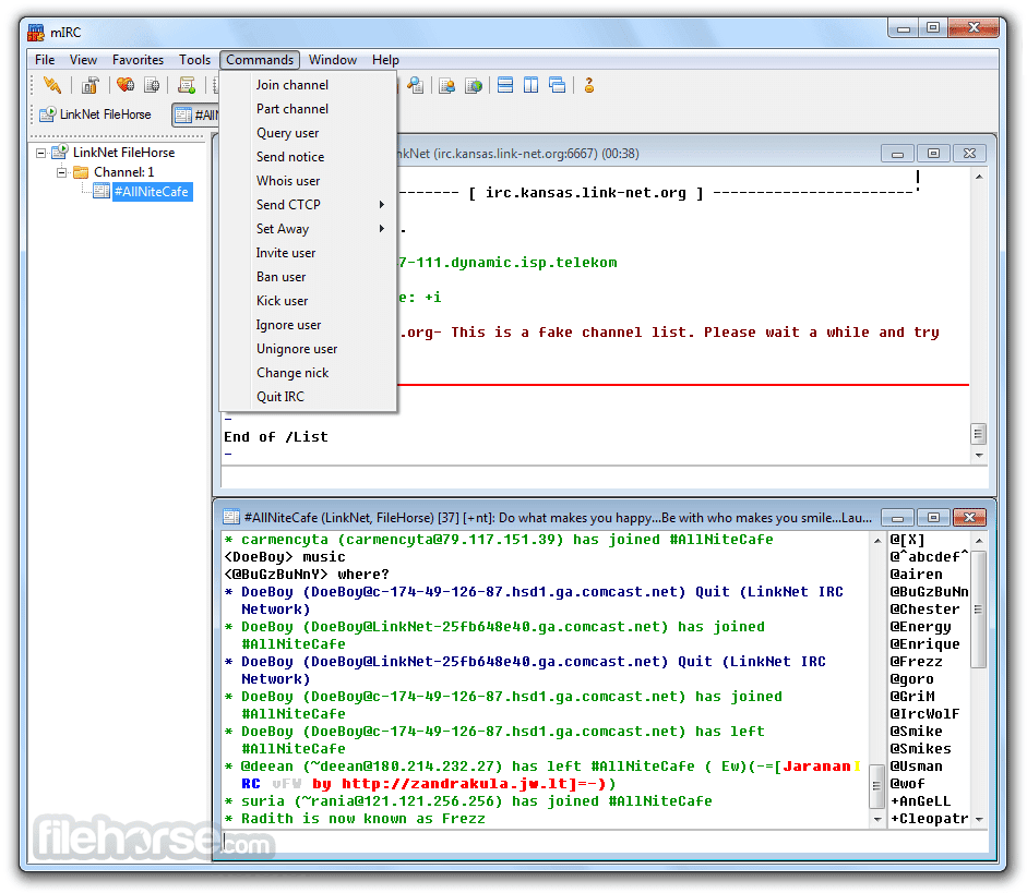Jrhourlymarker - add an hourly timestamp message to your windows so you can estimate message times without enabling timestamps on every message by mouser