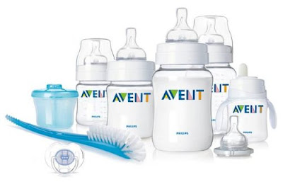 Philips AVENT BPA Free Classic Infant Starter Kit