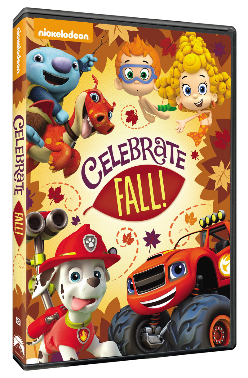 nickelodeon favorites: celebrate fall! dvd #giveaway - mommy's block