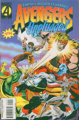 Avengers Unplugged 1