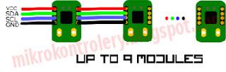 Motee - Driver silników - łączenie szeregowe