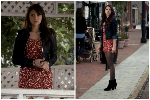 Elena Gilbert Fashion Diaries