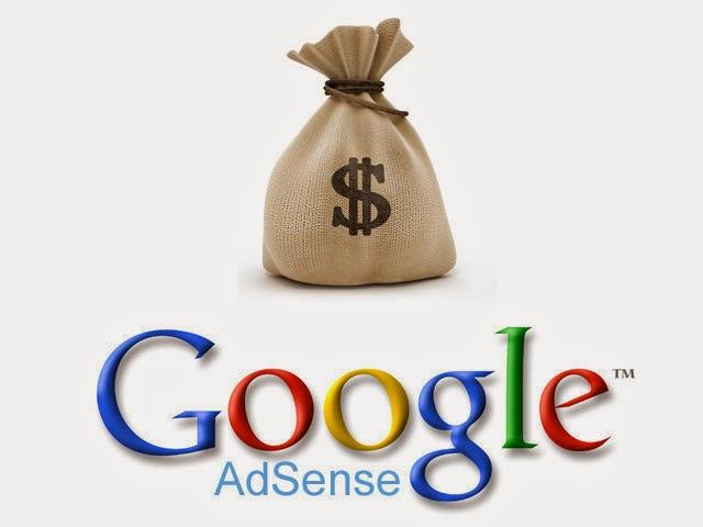 Diterima di Google Adsense