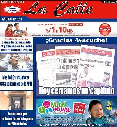 www.lacalle.com.pe