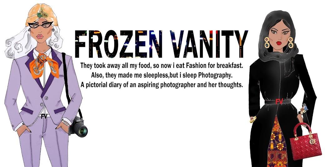 Frozen Vanity*