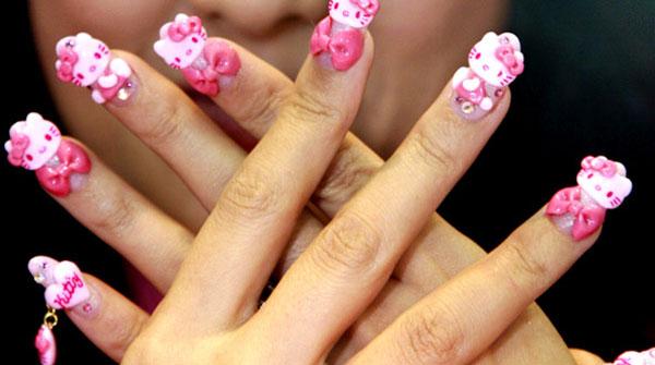 Cutest Nail Designs Fashion World