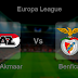 Pronostic Az Akmaar - Benfica : Europa League