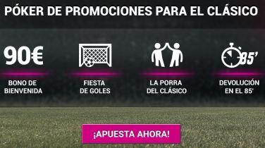 bono de apuestas goldenpark para el clásico real madrid barcelona 21 noviembre 2015