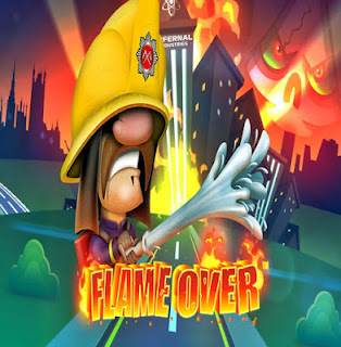 Flame Over Cover