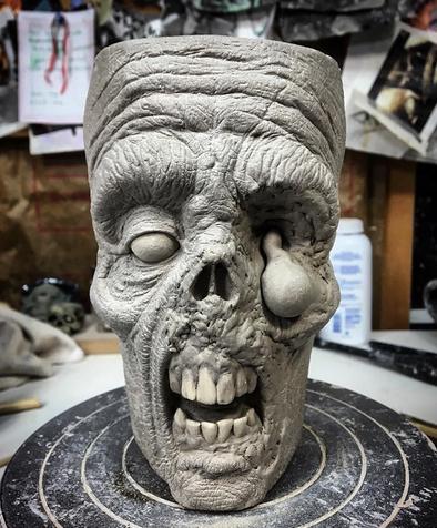 gelas zombie