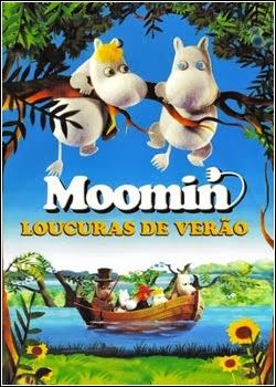 Moomins: Loucuras de Verão – Dublado