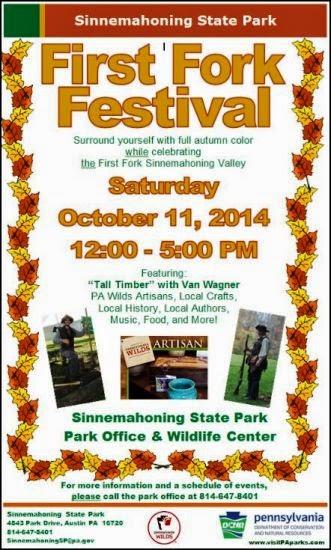 10-11 First Fork Festival