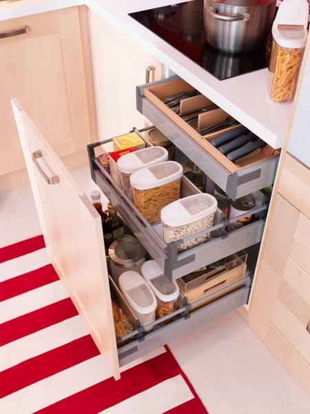 Decoraci N F Cil Organizar Los Cajones De Cocina