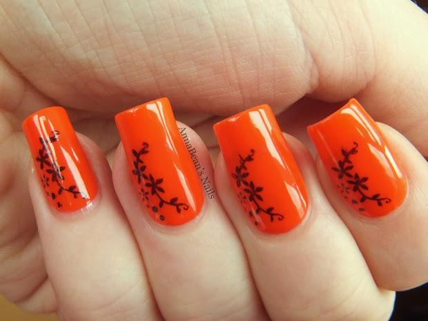 """annabean's nails .7 """"damson"""