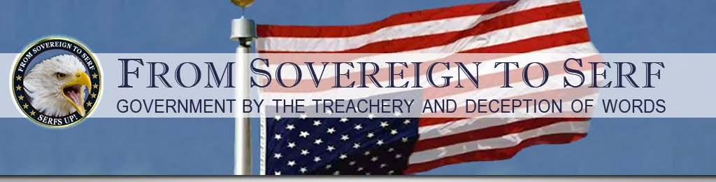 From Sovereign to Serf Book Reviews | SERFs UP BLOG