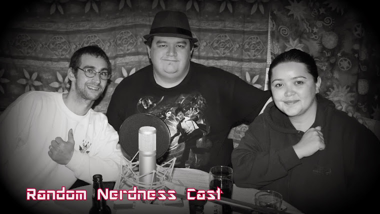 There is no longer a 'Random Nerdness' podcast. But it was a lot of fun