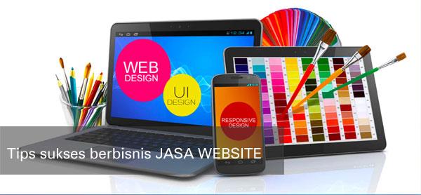 sukses Berbisnis Jasa Pembuatan Website