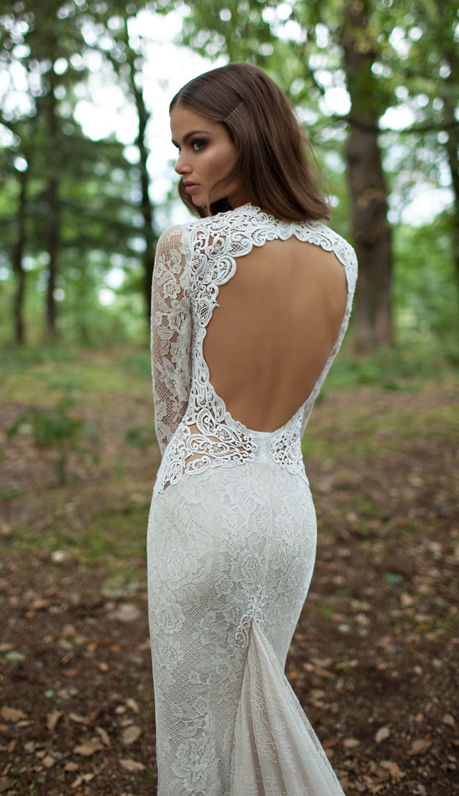 Berta Bridal Winter 2014 Collection – Part 2
