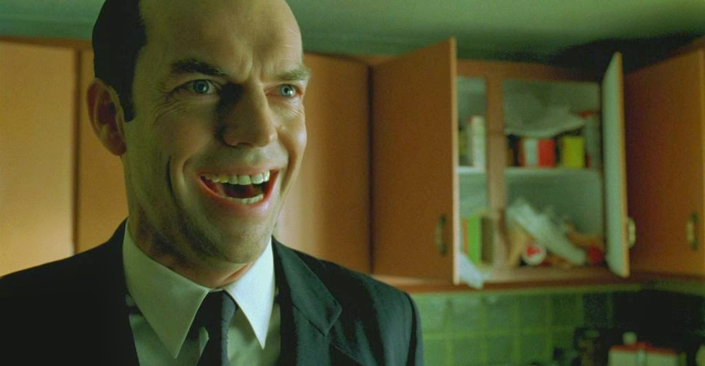 Agent smith(Matrix)