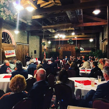 Stefanik Speaks at GOP Dinner in Ogdensburg