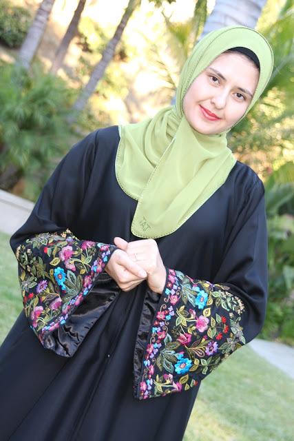 Dubai-Abaya-Styles