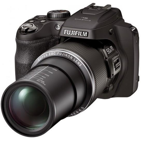 Harga dan Spesifikasi Fujifilm FinePix SL100