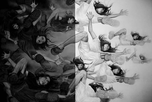 Creativity drawing art of Veri Apryatno