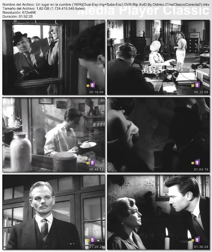 Imagenes de la película: Un lugar en la cumbre   1959   Room at the Top