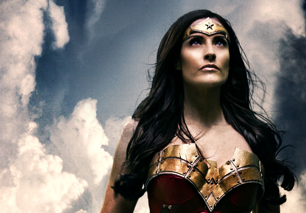 WATCH Wonder Woman by Rainfall Films