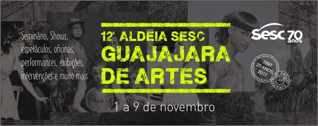 12ª Aldeia Sesc Guajajara de Artes