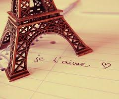 Je T´aime Mon amour