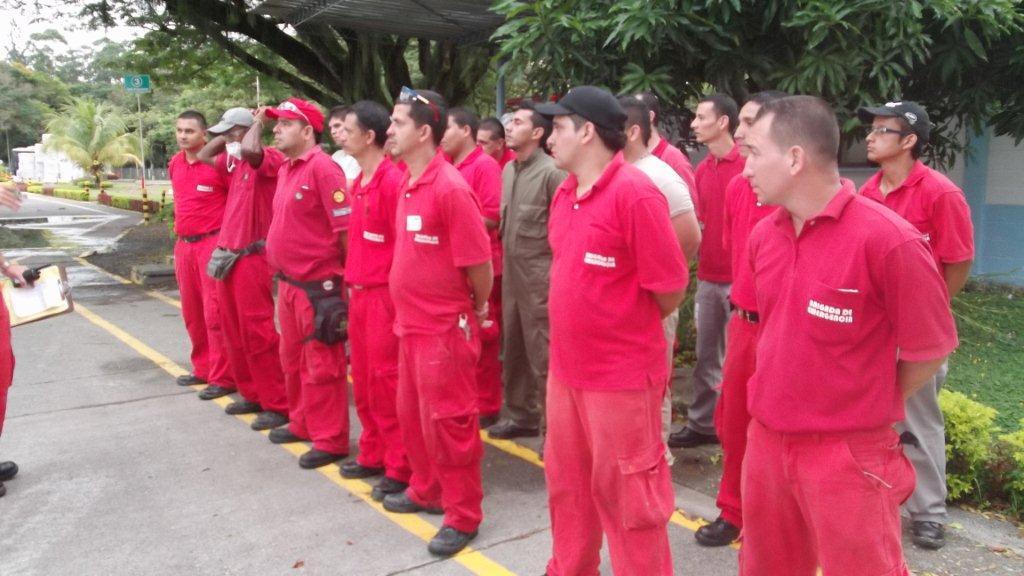 BRIGADA DE EMERGENCIA PAPELES NACIONALES