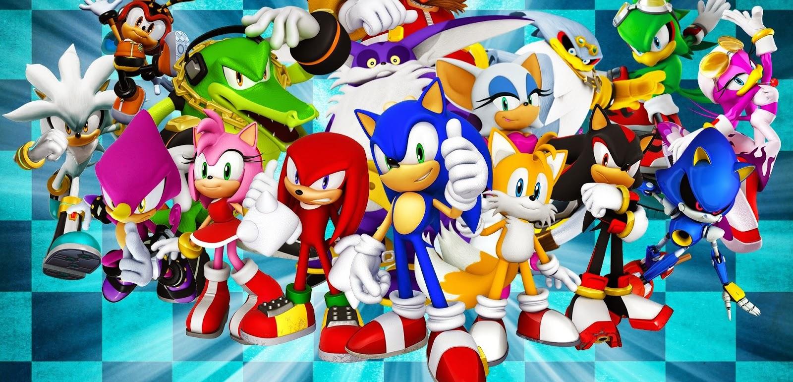 Sony Pictures & SEGA anunciam filme de Sonic o Ouriço, com produtor de Velozes e Furiosos
