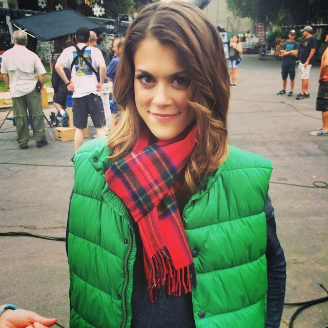Lindsey Shaw as Paige on PLL