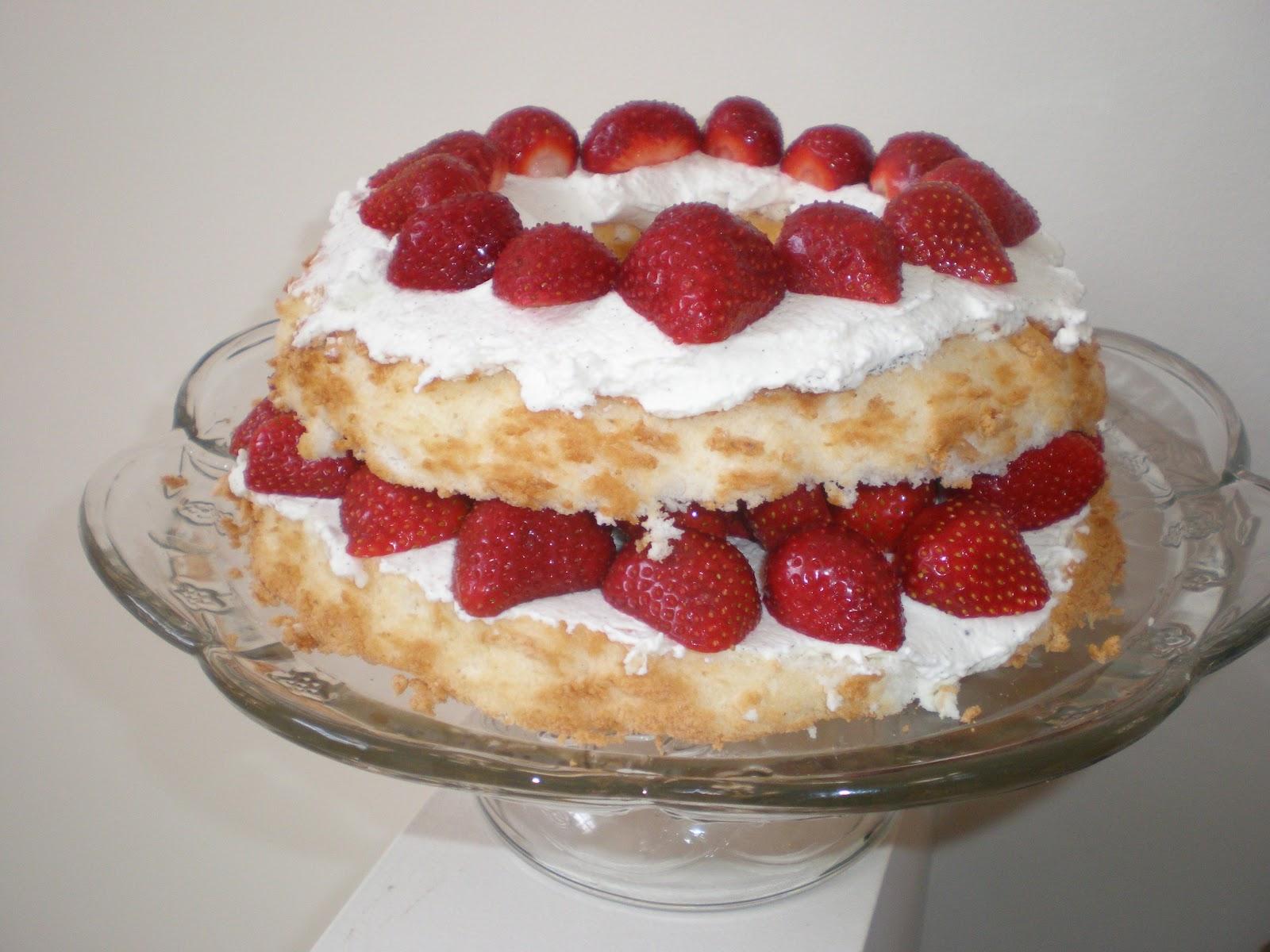 Gateau a shortcake